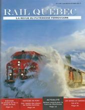 Rail Québec #109 janvier / février 2017
